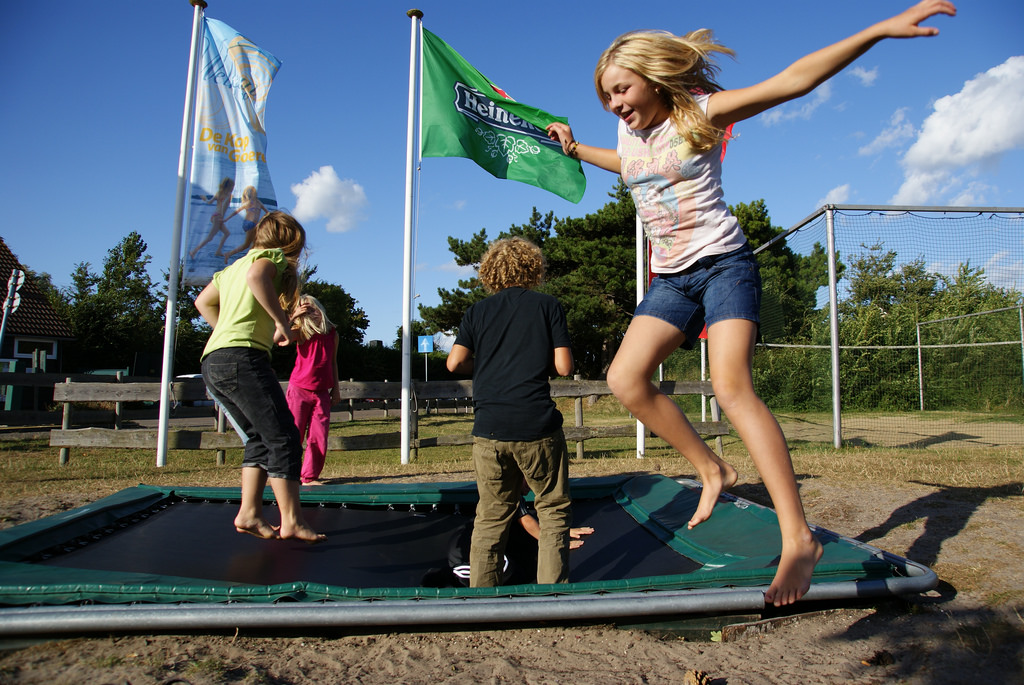 Finding the Best Trampoline for Kids